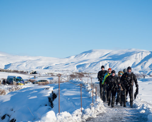 Iceland Dive Expeditions