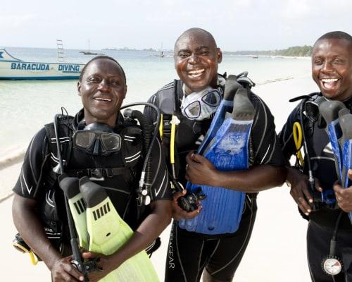 Baracuda Diving Kenia