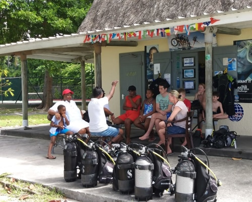 Dive Passion Mauritius