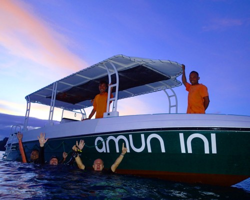 Amun Ini Dive Center Bohol
