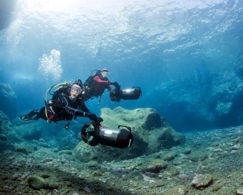 Manta Diving Madeira - InterDive Messespecial