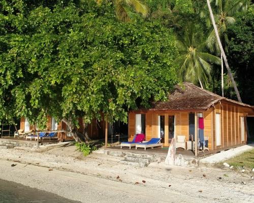 Salibay Resort Halmahera