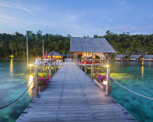 Papua Explorers Resort