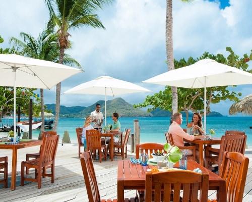Sandals Grande St. Lucian Beach Resort