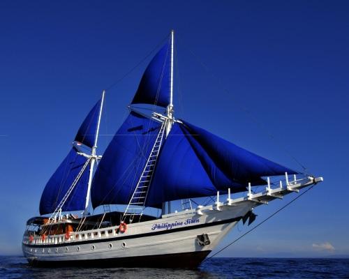 Exklusiver RCF Philippine Siren Vollcharter 2022