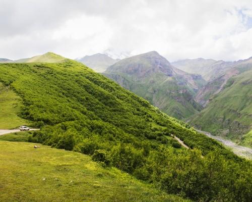 Best of Georgien und Armenien. Von Yerevan nach Tiflis