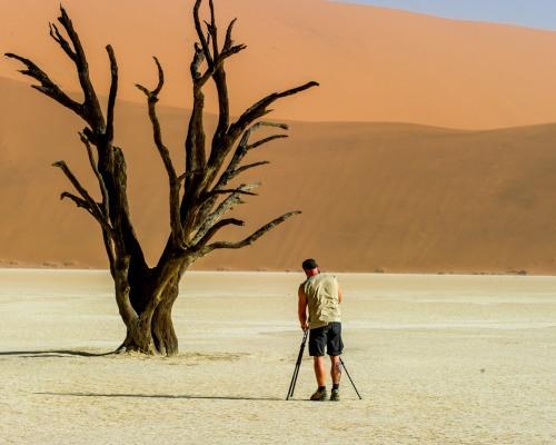 14 Tage Fotoreise in Namibia mit dem Naturfotografen Harald Braun