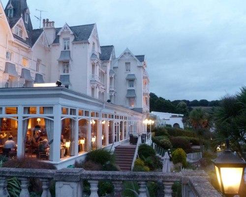 Somerville Hotel - St. Aubin
