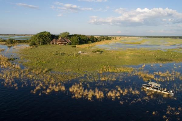 Chobe Savanna Lodge – Desert & Delta Safaris