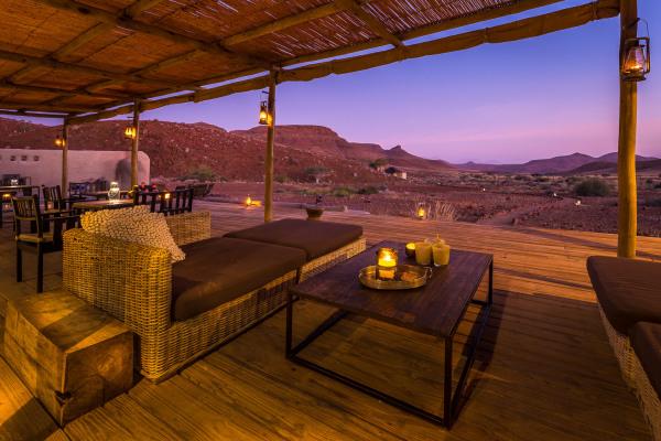 Damaraland Camp – Wilderness Safaris