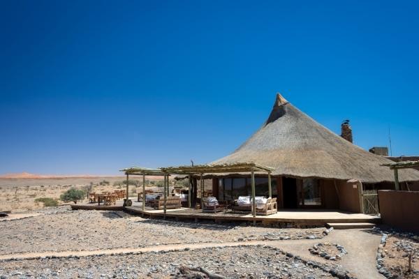 Kulala Desert Lodge – Wilderness Safaris