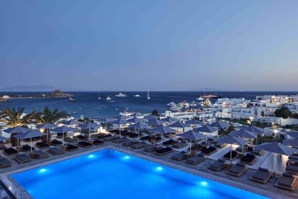 Myconian Ambassador Resort – Relais & Châteaux