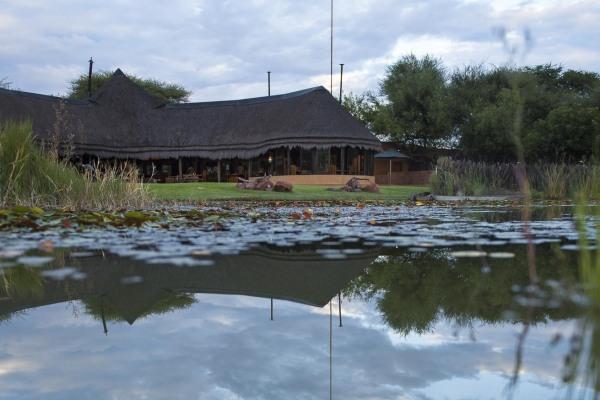 Okonjima Luxury Bush Camp