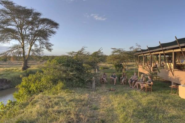Ol Pejeta Bush Camp – Asilia Africa