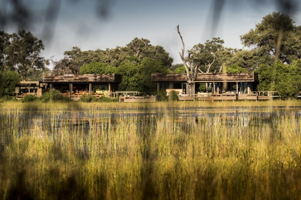 Vumbura Plains Camp – Wilderness Safaris