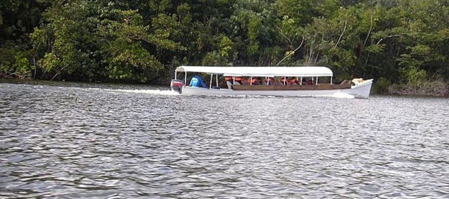 Tag 11 Bootsfahrt Pangalanes Kanal