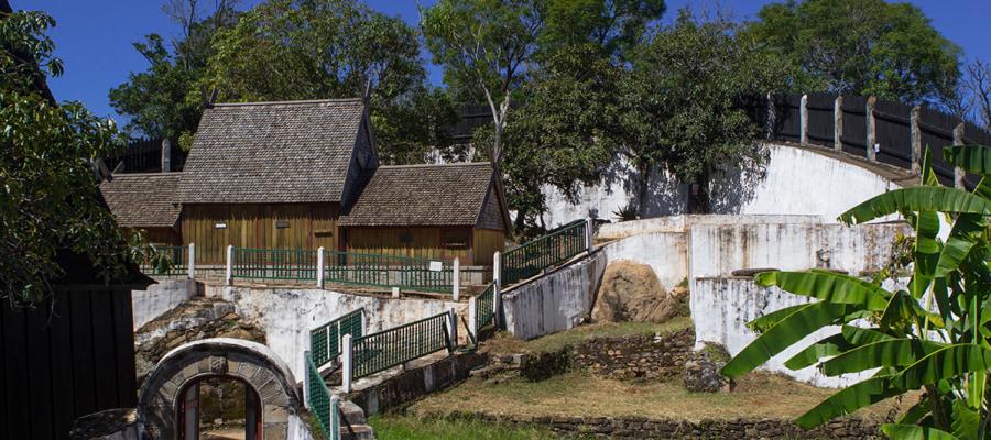 ambohimanga-Der blaue Hügel
