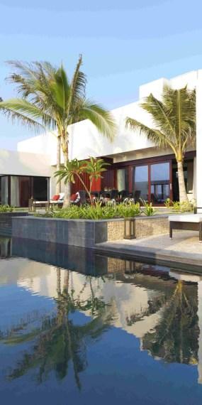 Villa Royal am Strand mit 3 Schlafzimmern