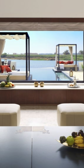 1 Bedroom Lagoon View Pool Villa