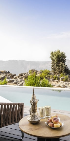 One Bedroom Anantara Cliff Pool Villa