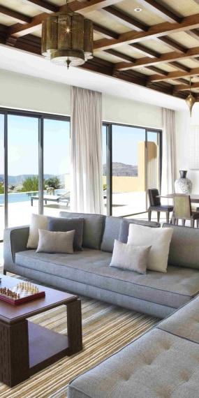 Three Bedroom Royal Mountain View Villa