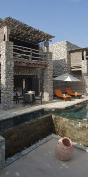 Duplex Spa-Pool-Villa mit 2 Schlafzimmern
