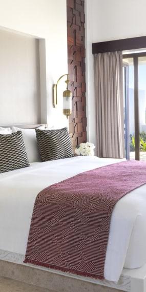Villa mit 1 Schlafzimmer und Lagunenblick