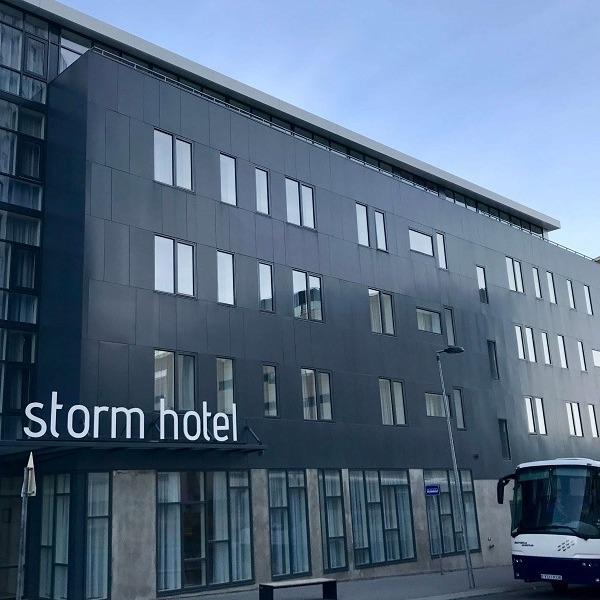 Storm Hotel Reykjavik