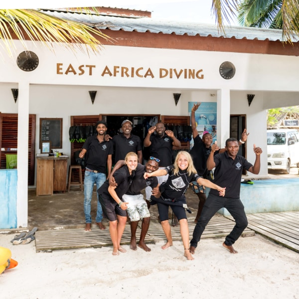 East Africa Diving