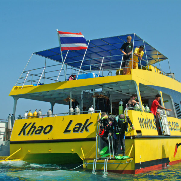 Sea Bees Diving Center Khao Lak