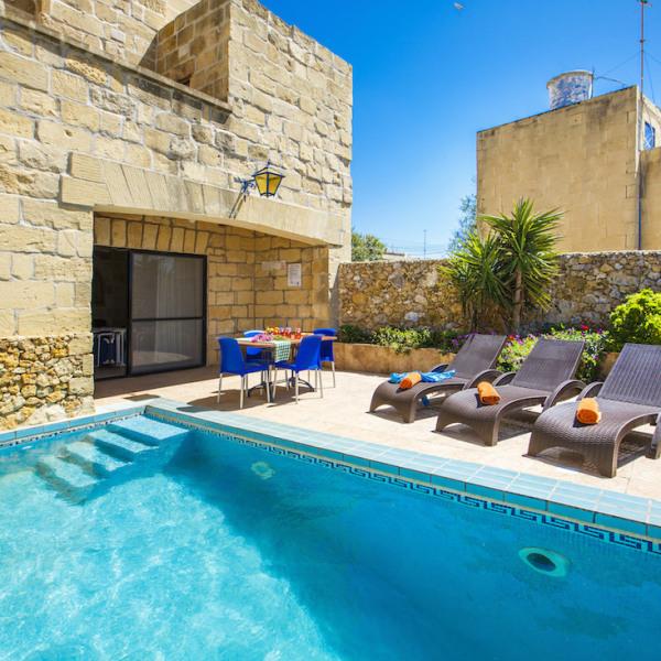 Bella Vista Farmhouses Gozo