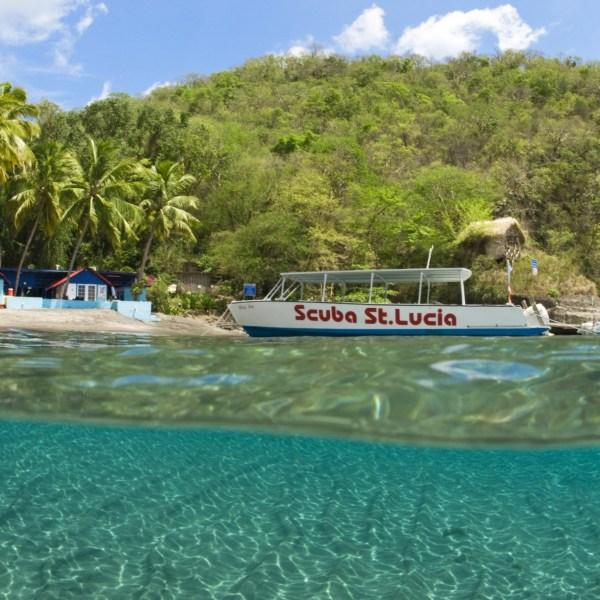 Scuba St. Lucia