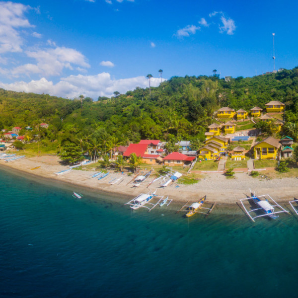 Buceo Anilao Beach & Dive Resort