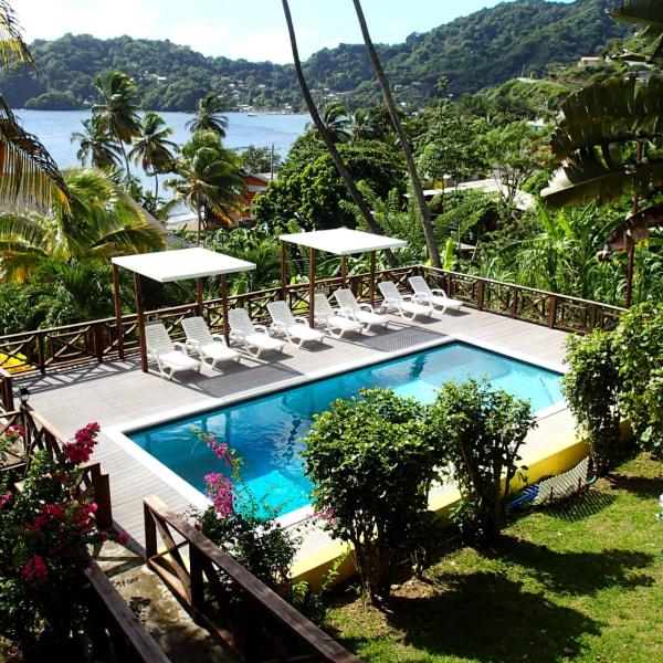 RCF Gruppenreise Tobago 2022 mit Gina