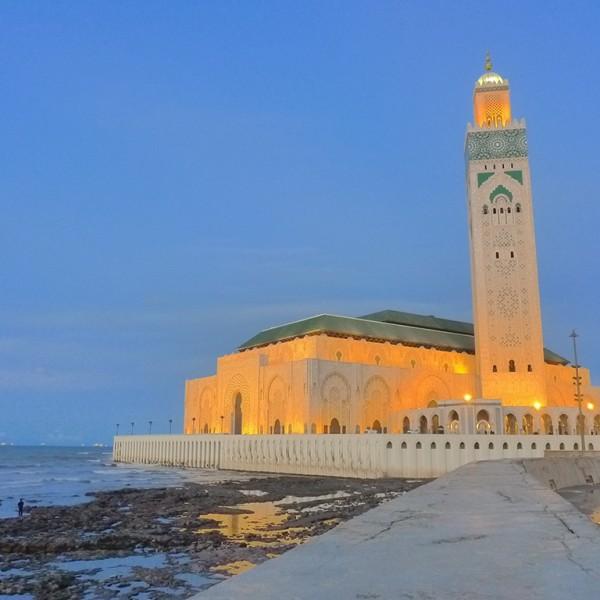Casablanca - Marokkanische Kultur und europäische Moderne