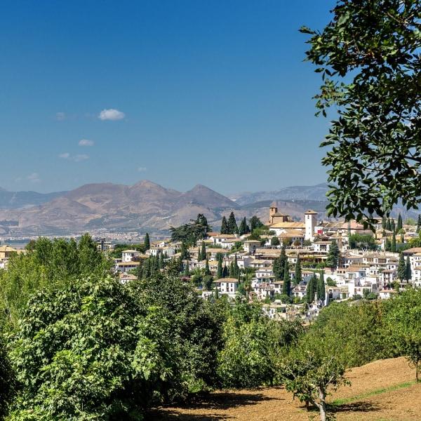 Sierra und Siesta. Andalusien exklusiv