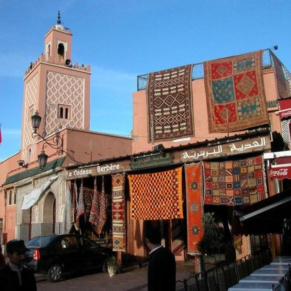 Das Feuer Andalusiens und der Zauber Marokkos