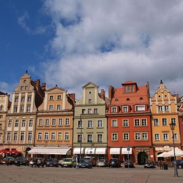 Breslau – Stadt der hundert Brücken