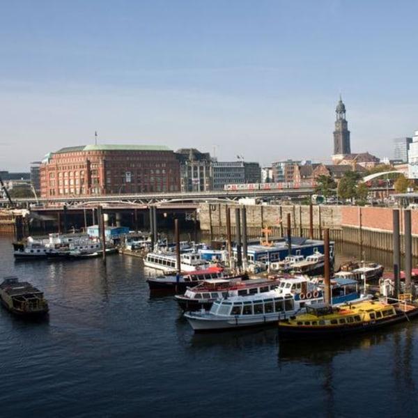 Hotels in Hamburg - 2 Tage