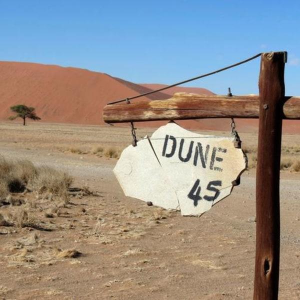 Namibia – Zwischen Dünenmeer und Sternenhimmel