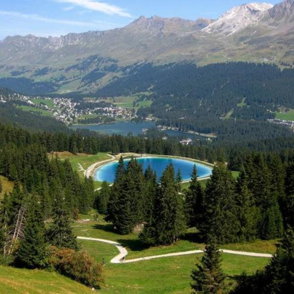 Auf den schönsten Kurven der Schweiz
