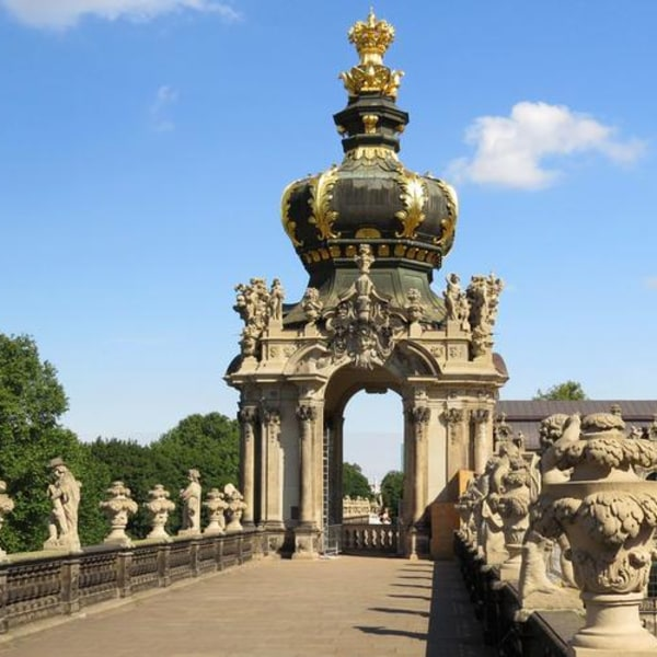 Hotels in Dresden - 2 Tage