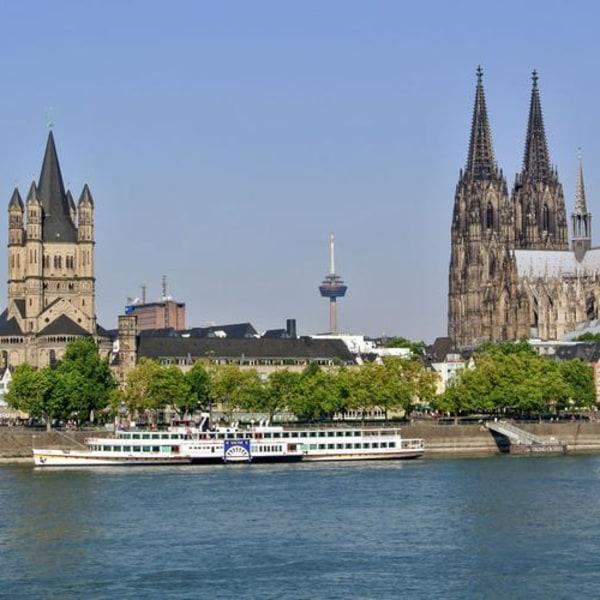 Hotels in Köln und Düsseldorf - 2 Tage