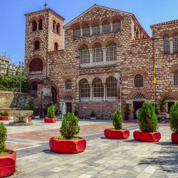 Thessaloniki - die junge Schwester von Athen
