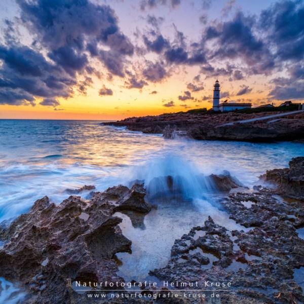 Wunderschöne Ostküste Mallorca. Fotoreise mit Helmut Kruse