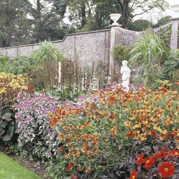 Selbstfahrerreise Irlands Gärten
