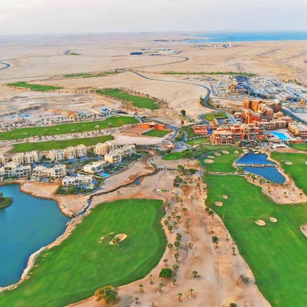 2. Golf u. Gourmet Golfwoche in Somabay