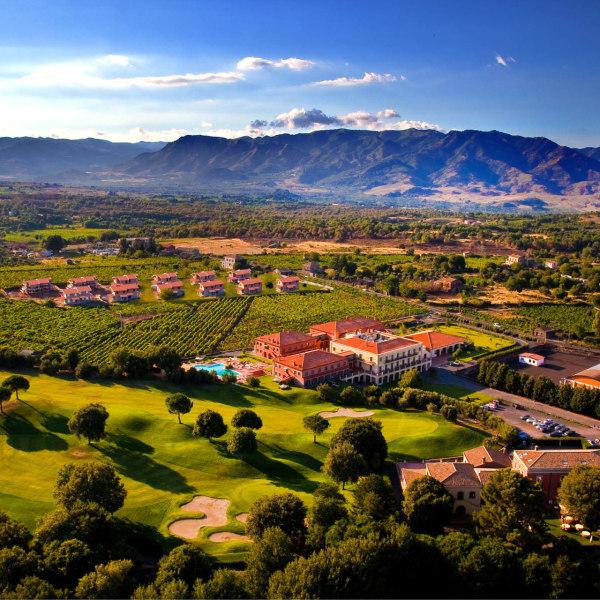 Herbst-Reise - Golfurlaub auf Sizilien