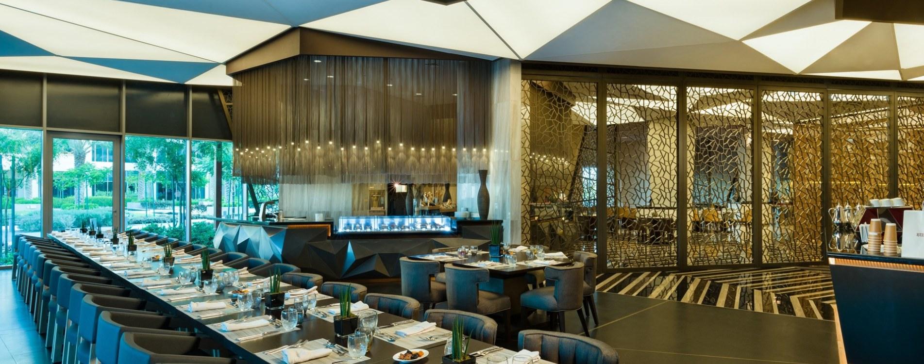 Kempinski-Hotel-Muscat-Cafe-One-Restaurant-Interior-Oman
