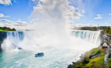 Niagara Falls-Bootstour